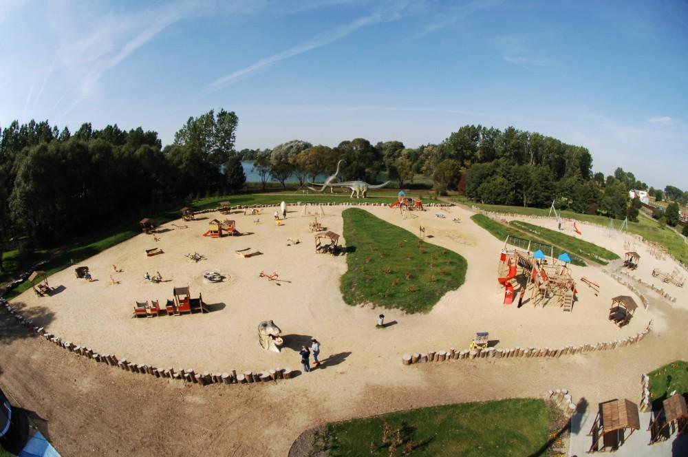 Zaurolandia - Parki rozrywki i zoo - Polskie Szlaki