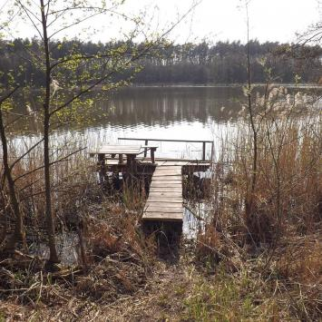 Jezioro Skrzynka