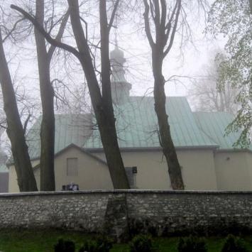 Kościół w Sąspowie