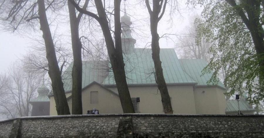 Kościół w Sąspowie - zdjęcie