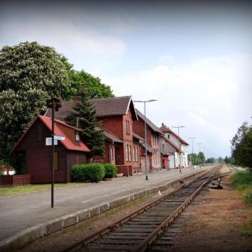 Dworzec w Łebie, Marcin_Henioo