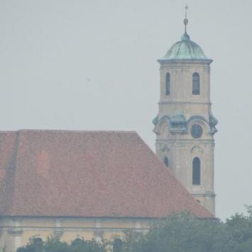 Kościół Św. Walentego w Lubiążu - zdjęcie