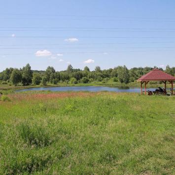 Jezioro Krasowe w Kusiętach