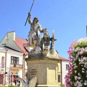 Rynek w Tarnobrzegu