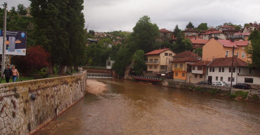 Witajcie w Serbii - cz IV. Bośnia i Hercegowina - powrót, Tadeusz Walkowicz