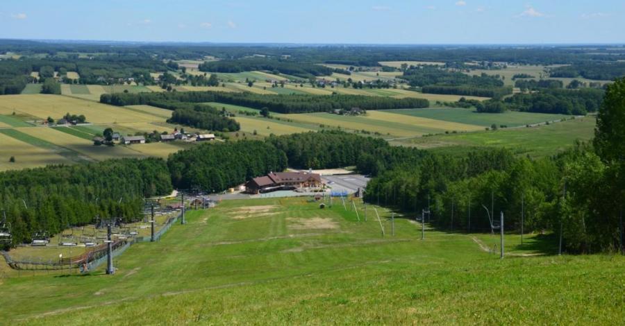 Góra Kamieńsk na dwa koła cz. 2 - zdjęcie