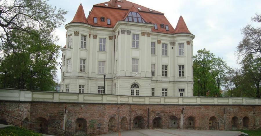 Zamek Leśnicki we Wrocławiu - zdjęcie