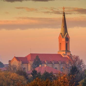 Kościół ewangelicki w Skoczowie