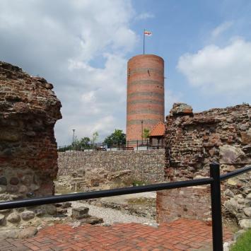 Zamek w Grudziądzu - zdjęcie