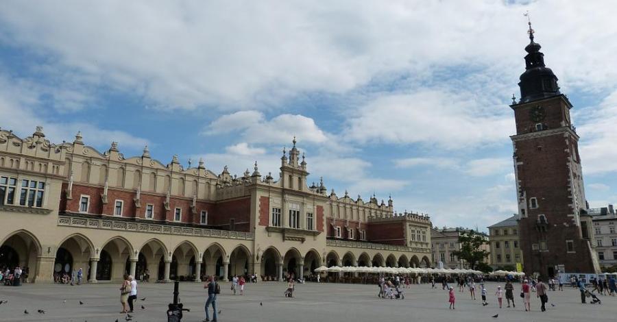 Magiczny Kraków - zdjęcie