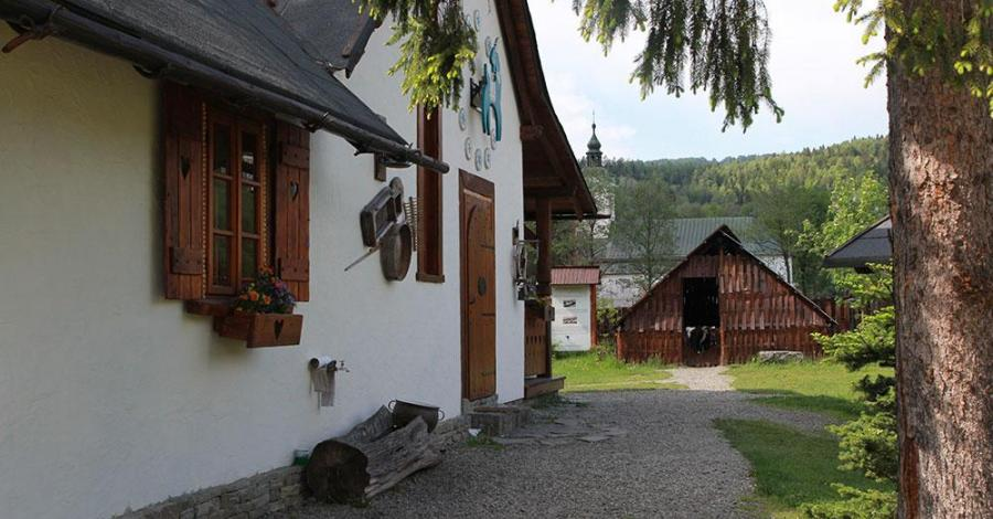 Kozia Zagroda w Brennej - zdjęcie