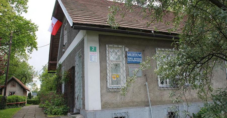 Muzeum Zofii Kossak w Górkach Wielkich - zdjęcie