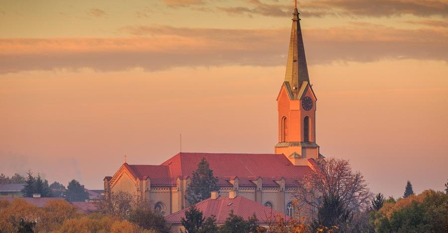 Kościół ewangelicki w Skoczowie - zdjęcie
