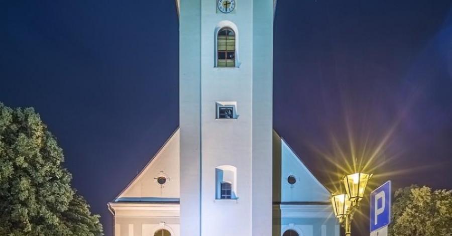 Kościół w Skoczowie - zdjęcie