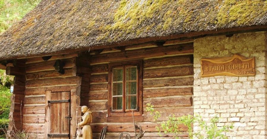 Stara Chata w Kazimierzu Dolnym - zdjęcie