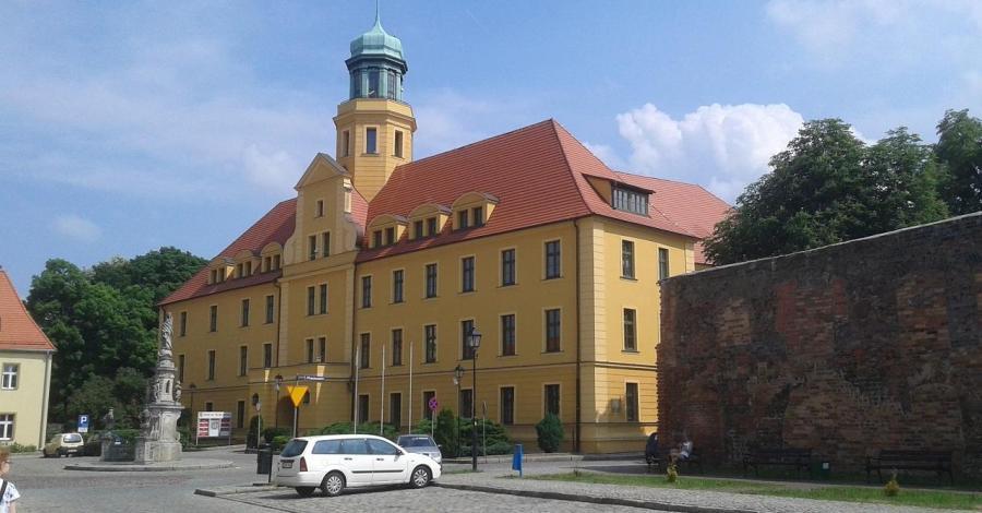 Zamek Piastowski w Wołowie, Barbara Michalewska