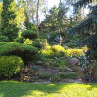 Ogród na Rozstajach