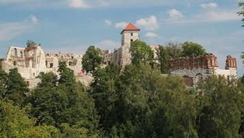 Cudny Zamek Tenczyn po otwarciu dla turystów - zdjęcie