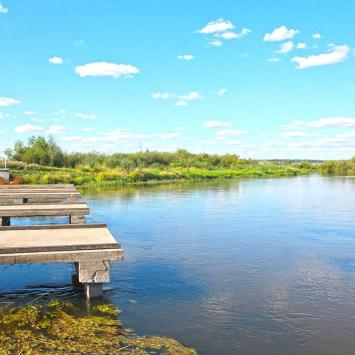 Szlak Kajakowy Rzeki Nidy
