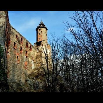 Klasztorzysko 631 m n.p.m. - zdjęcie