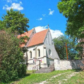 Kościół Św. Bartłomieja w Chotlu Czerwonym