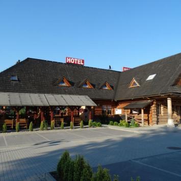 Restauracja Chata Gieda w Zagórzanach