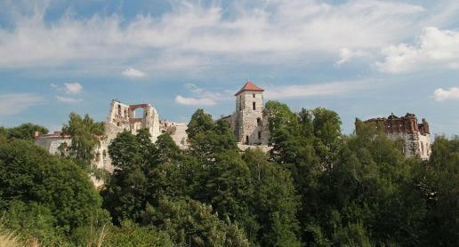 Zamek Tenczyn dla turystów i z Turniejem! - zdjęcie