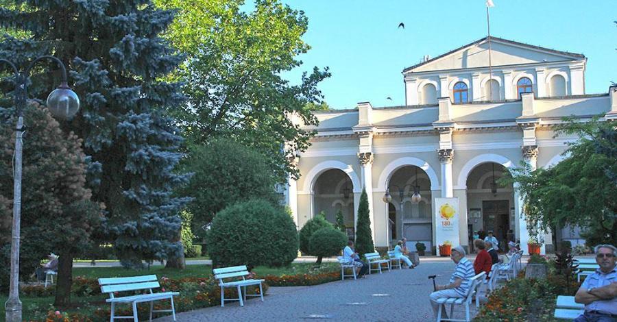 Sanatorium Marconi w Busku Zdroju - zdjęcie