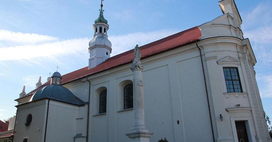 Kościół Niepokalanego Poczęcia NMP w Busku Zdroju - zdjęcie