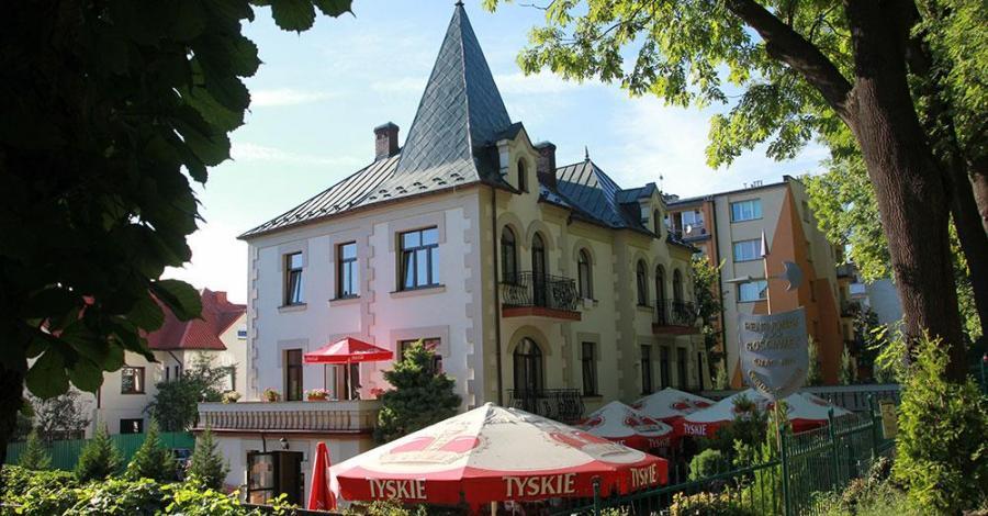 Zamek Dersława w Busku Zdroju - zdjęcie