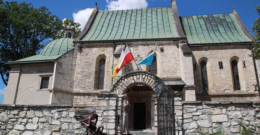 Kościół w Gorysławicach - zdjęcie