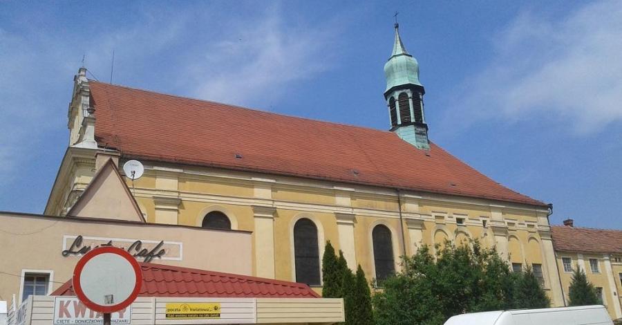 Klasztor karmelitów w Wołowie, Barbara Michalewska