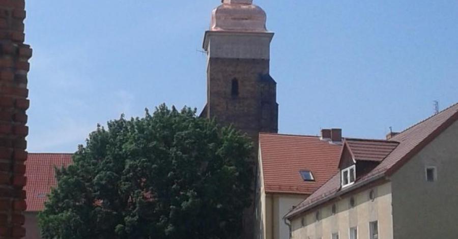 Kościół Św. Wawrzyńca w Wołowie, Barbara Michalewska