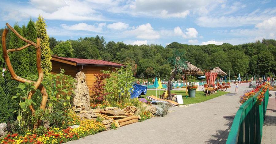 Kąpielisko w Radzionkowie - zdjęcie