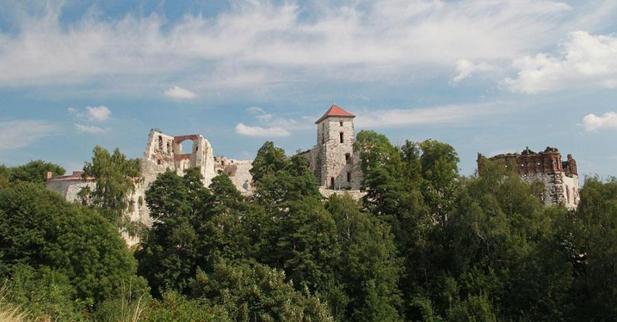 Zamek Tenczyn, Anna Piernikarczyk