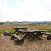 miejsce piknikowe na szczycie Góry Św. Piotra