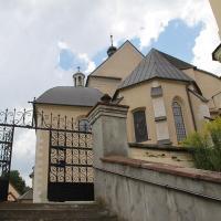 kościół Sw. Jana Chrzciciela i Jana Ewangelisty