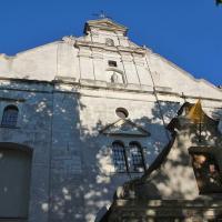 Sanktuarium MB Mirowskiej i klasztor reformatów