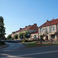 Rynek w Pińćzowie