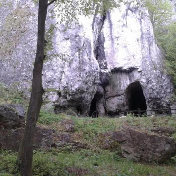 Jaskinia Wierzchowska - zdjęcie