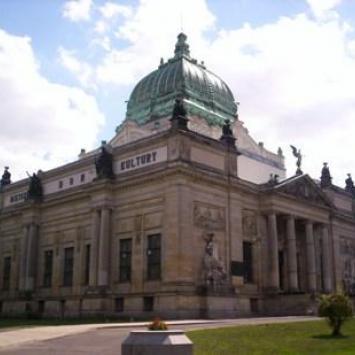 Budynek Miejskiego Domu Kultury w Zgorzelcu
