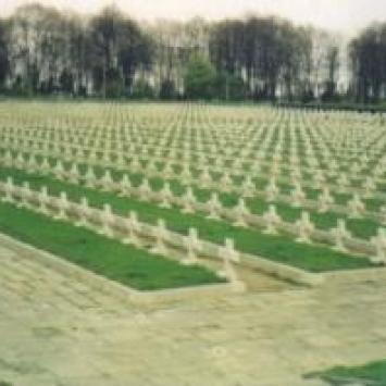 Cmentarz Żołnierzy II Armii Wojska Polskiego w Zgorzelcu