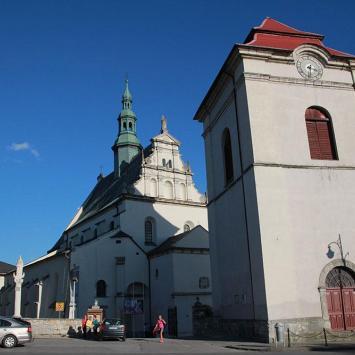 Kościół Św. Jana w Pińczowie