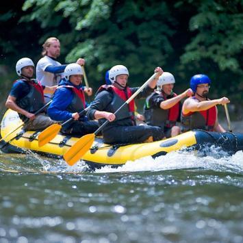 Rafting - Spływ Pontonem Przełomem Dunajca