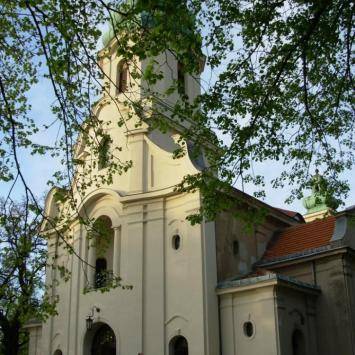 Sanktuarium MB Pocieszenia w Dąbrówce Kościelnej