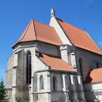 Kościół w Stopnicy
