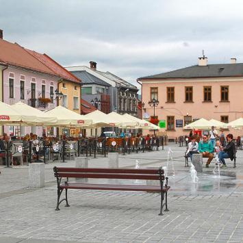 Rynek w Żywcu, Anna Piernikarczyk