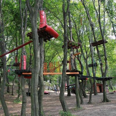 Park Linowy w Podzamczu