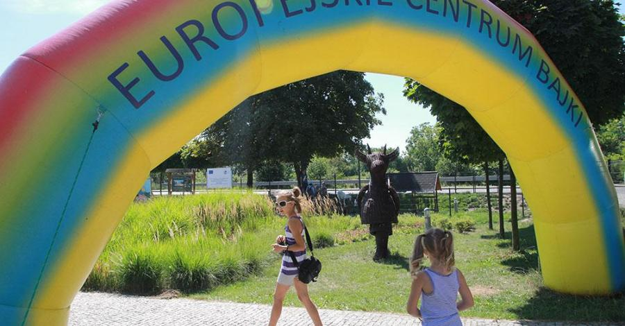 Pacanów - raj dla dzieci :) - zdjęcie