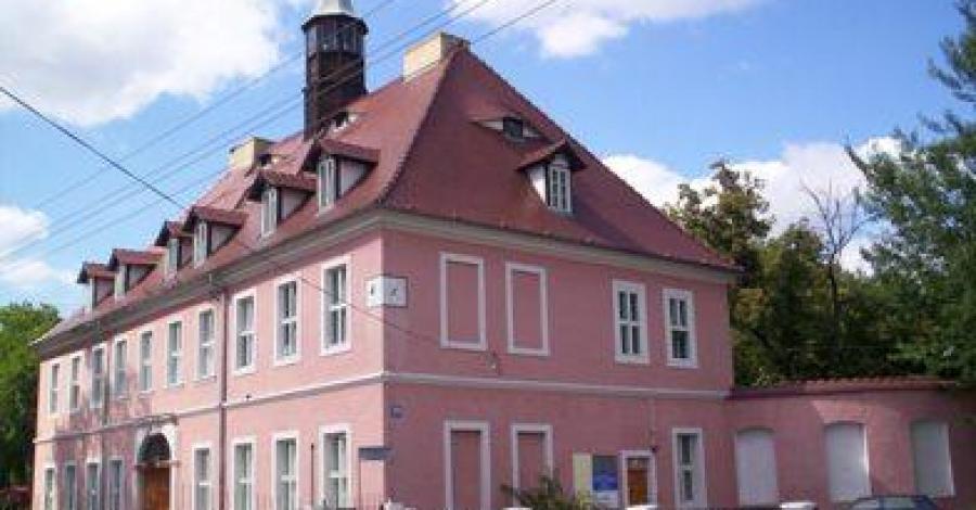 Pałacyk w Zgorzelcu - zdjęcie